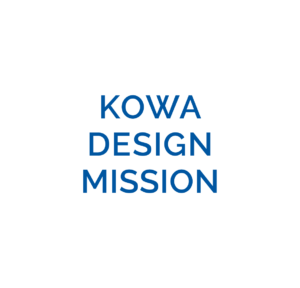 Kowa Design Mission