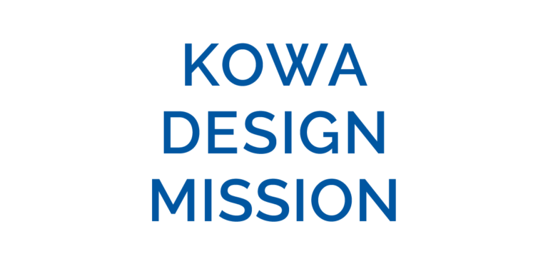 Kowa Design Mission 背景画像