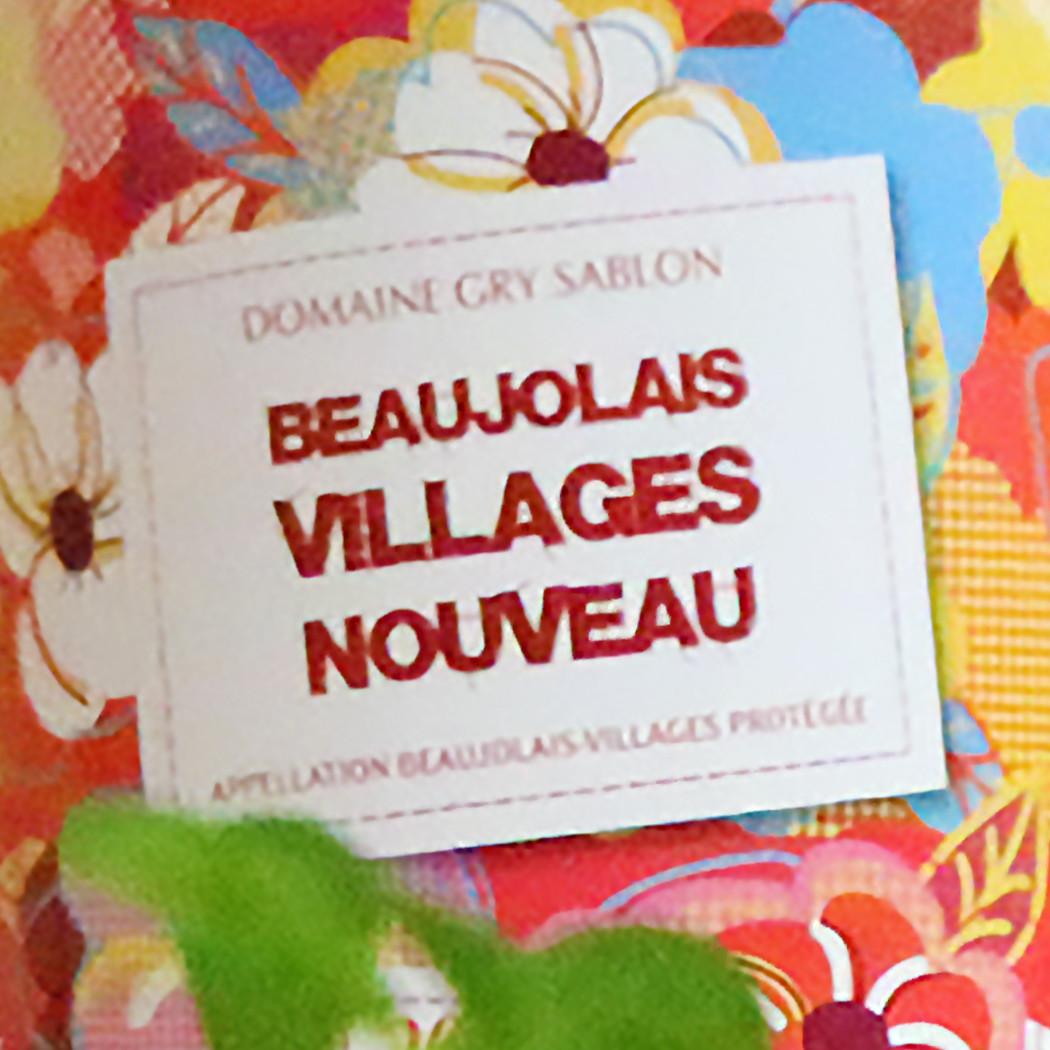 Beaujolais nouveau 2016